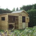 Grande maison de vacances à la plage en Normandie. Pour 12. 6 ch.