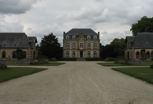 Le Haras National de Saint-Lo en Normandie