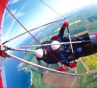 Vols en ULM et Sauts en Parachute en Normandie